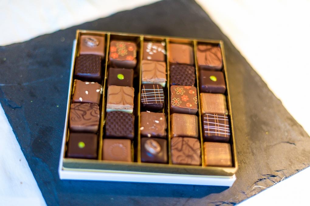 nos chocolats maison