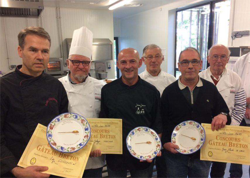 Gâteau Breton 2019 2ème prix