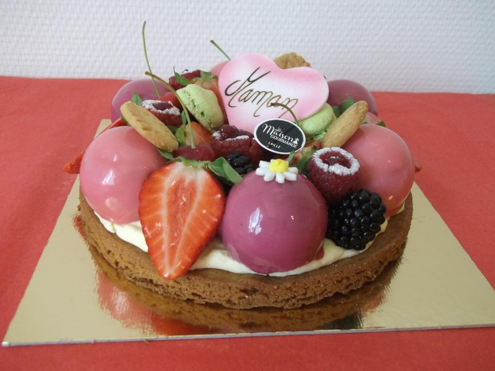 le gâteau des mamans