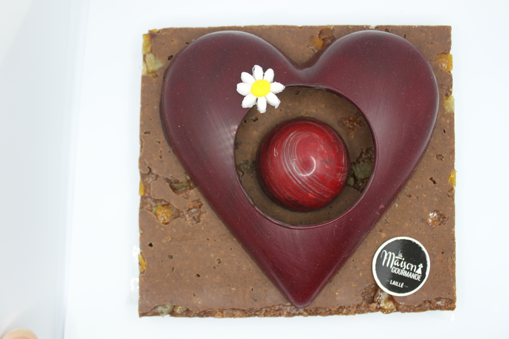 coeur croustillant st valentin
